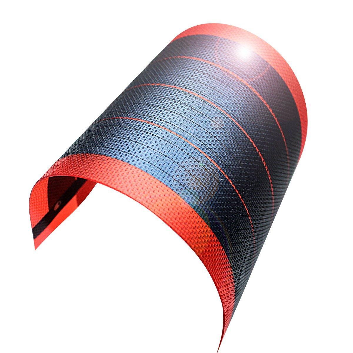 jiang Film l¨ ¦ ger flexible Panneau solaire module DIY 1?W 6?V Panneau batterie rechargeable¡ 