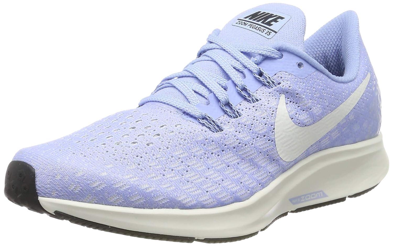 Aluminum   Sail-black   bluee Nike Women's Air Zoom Pegasus 35 Running shoes