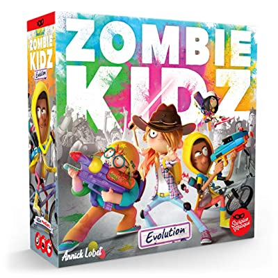 Zombie Kidz Evolution: Toys & Games