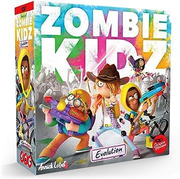 Scorpion Masque Zombie Kidz Family Game: Amazon.es: Juguetes y juegos