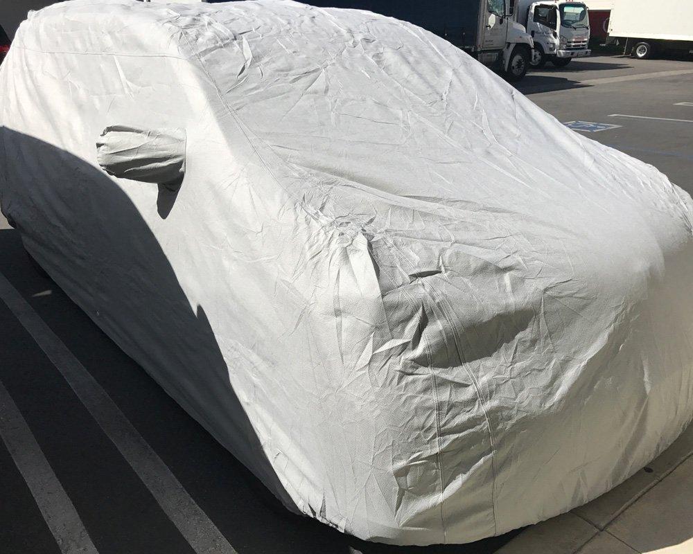 CarsCover Custom Fit 2005-2019 Honda Odyssey Mini Van Car Cover Heavy Duty All Weatherproof Ultrashield Minivan Covers 709870731549