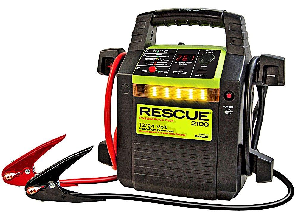 sc 1 st  Amazon.com & Amazon.com: Rescue® 2100 Portable Power Pack #604063: Automotive Aboutintivar.Com