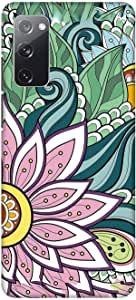 Case Box Silicone Back Cover With Multi Color Printing for Samsung S20 , 2725619383907