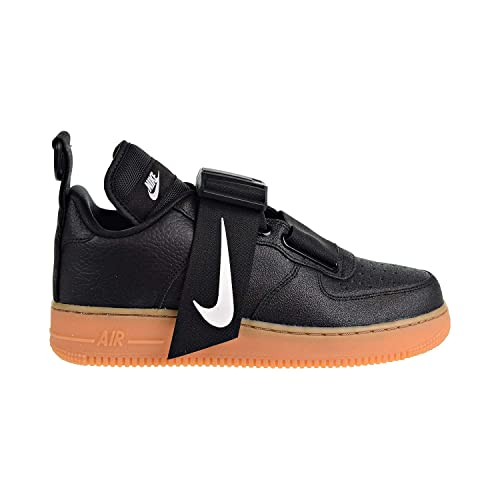 huge selection of 5f0ca c9f72 Nike Air Force 1 Utility Sneakers Nero Beige AO1531-002 (44.5 - Nero)