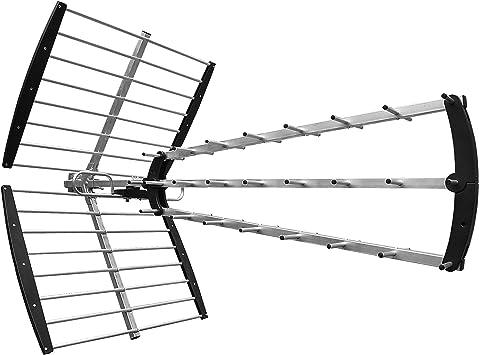 VULCAN – Antena digital DIRECCIONAL 4G/LTE (FILTRO LIBRE DE FILTRO) de alta ganancia para FREEVIEW o FREEVIE HD