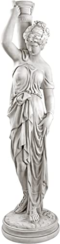 Design Toscano KY799519 Dione The Divine Water Goddess Greek Garden Statue