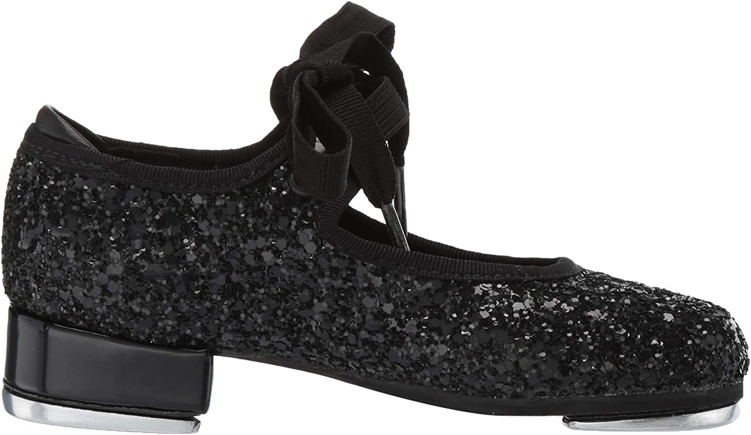 Bloch Dance Girls Glitter Tap Sparkle Tap Shoe