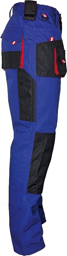 und Kniepolstertaschen DINOZAVR Herren Arbeitshose Bundhose//Cargohose mit Multifunktions viele Farben strapazierf/ähig