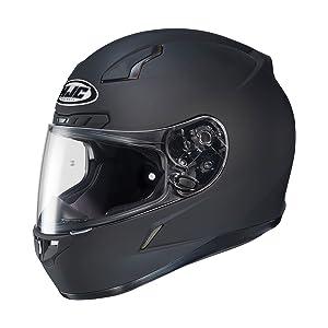 HJC Full-Face Motorcycle Helmet Medium