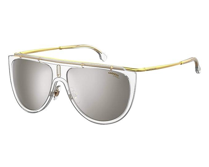 Amazon.com: Gafas de sol Carrera 1023/S 0900 cristal / T4 ...