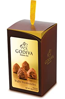 Godiva, Cornet Truffle bombones trufas surtidas 10 piezas, 135g