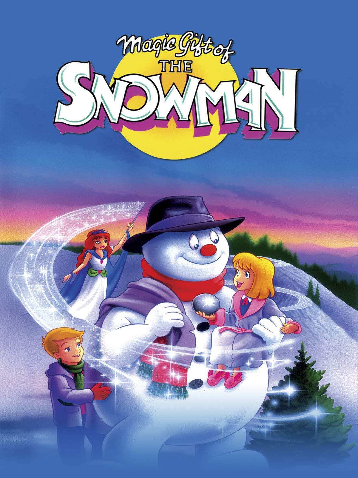 Magic Gift of the Snowman on Amazon Prime Video UK