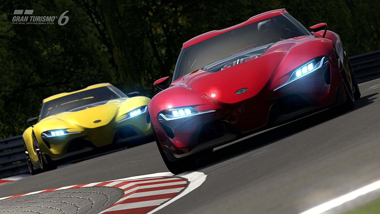 Amazoncom Gran Turismo 6 Playstation 3 Sony Computer Entertainme