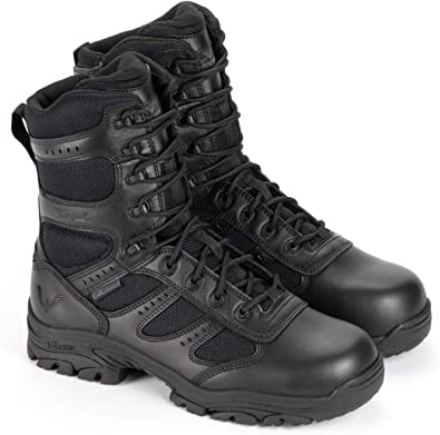 THOROGOOD THE DEUCE LIGHT WTRPF CT SIDE ZIP TACTICAL BOOTS 804-6191 ALL SIZES