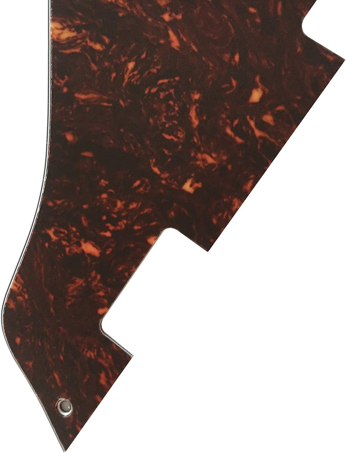 Electric Guitar Pickguard for Epiphone Casino Jazz Archtop Style 4 Ply Brown Tortoise