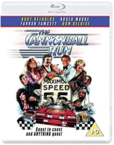 The Cannonball Run Dual Format [Region2] Requires a Multi Region Player [Blu-ray]