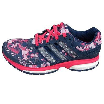 adidas , Chaussures de sport d'extérieur pour femme multicolore