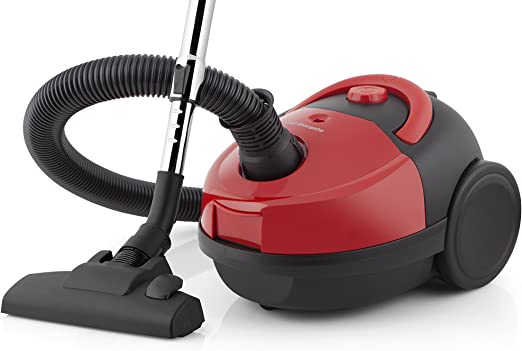 Orbegozo AP 7006 Aspirador con Bolsa, 800 W, Rojo: Amazon.es: Hogar