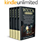 Wicca: 4 Manuscripts - Magical Guide, Rituals, Beliefs, Beginner's Guide To Candle Magic, Easy And Adv Spells, Practical Guide For All Kinds Of Spells, ... The Magical Moon Rituals (English Edition)