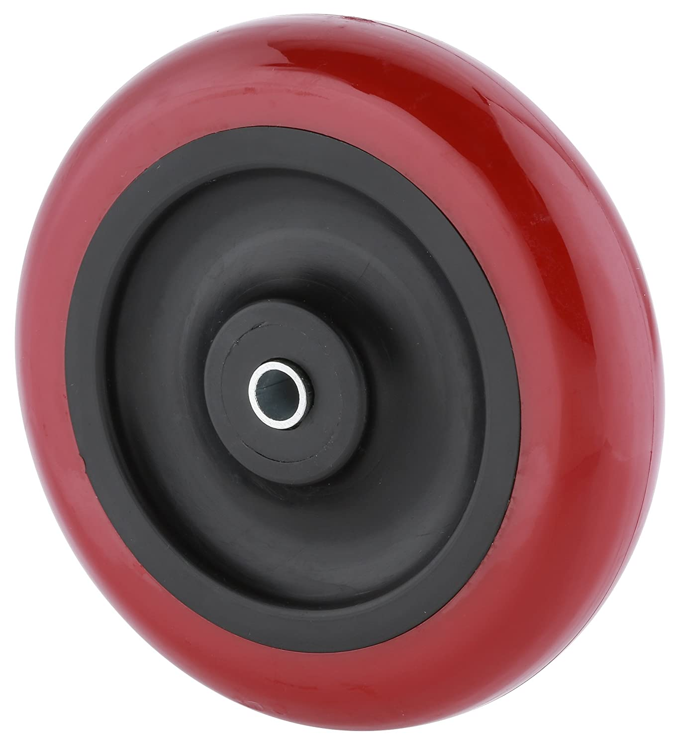 Steelex D2653 Polyurethane Wheel Red 5 Inch