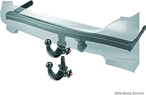 01//2012-08//2016 WESTFALIA Automotive 338104600001 Detachable Swan Neck Towbar for Honda Civic 5-Doors