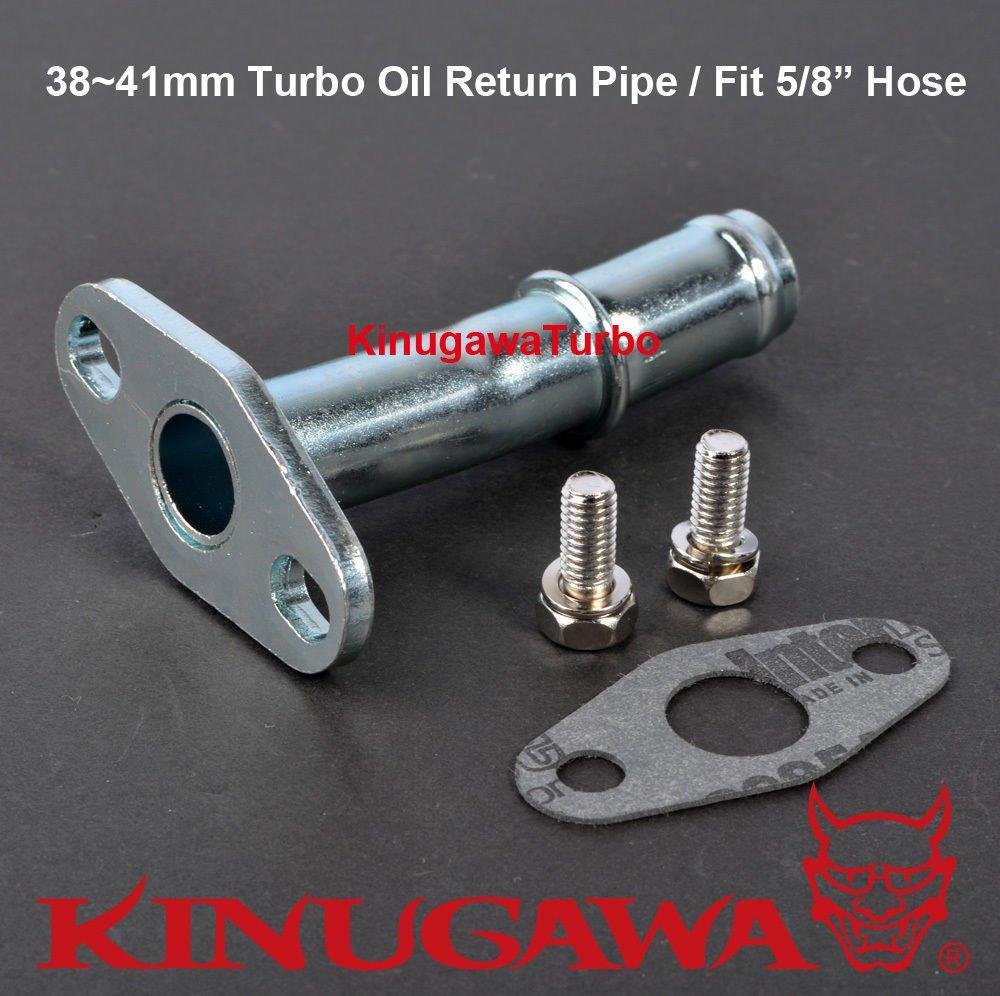 Amazon.com: Turbo Oil Drain/Return Pipe Kit HITACHI HT12 5/8