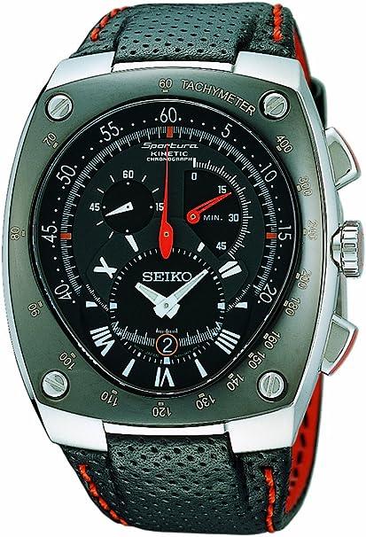orologio cronografo sportura kinetic case
