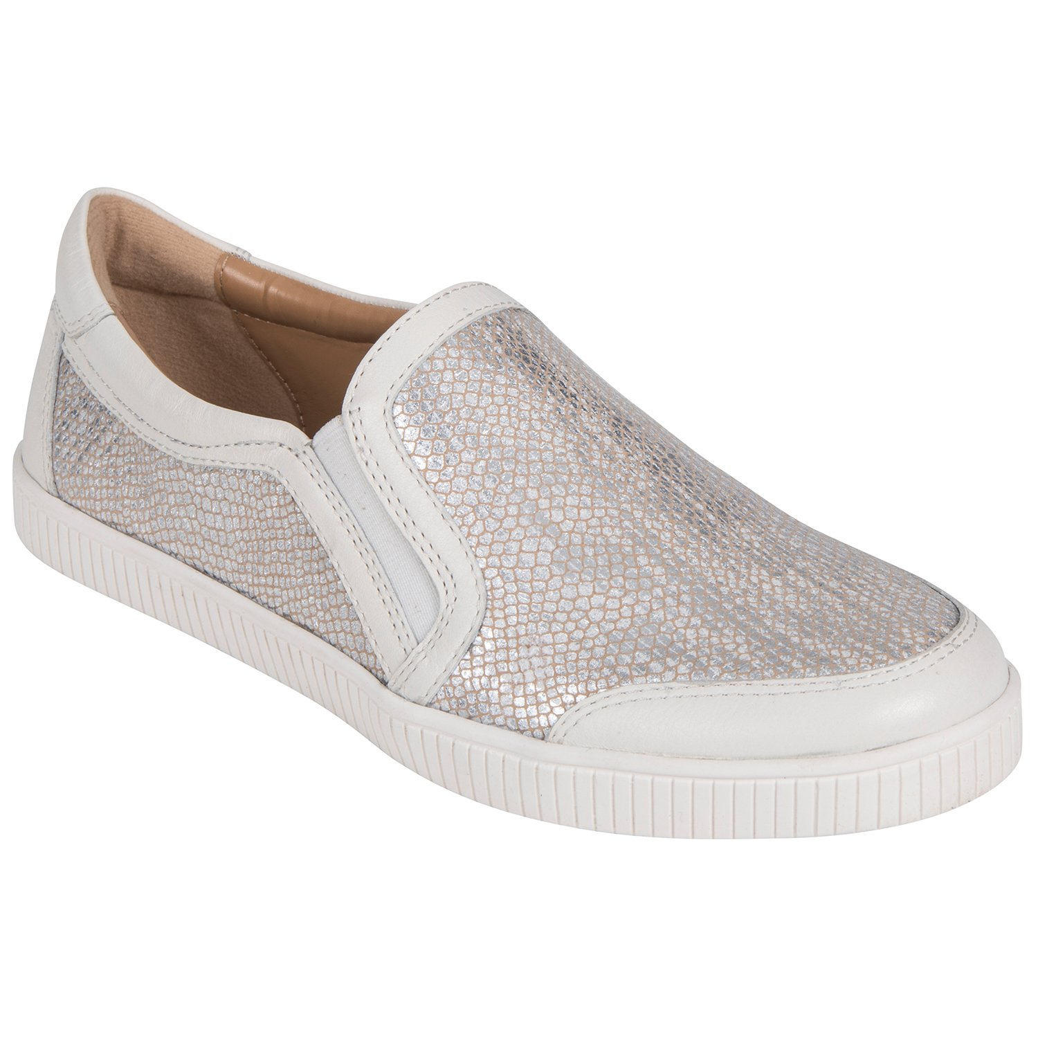Earth Shoes Currant B07963D84Q 5.5 B(M) US|Light Silver
