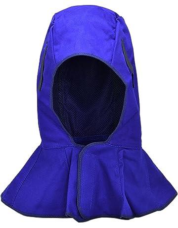 FR Completo Capucha protectora Match con todos los tipos de casco de soldadura