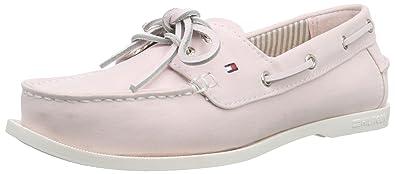 online retailer 68db1 ed875 Tommy Hilfiger Damen M1285artha 7d Bootsschuhe