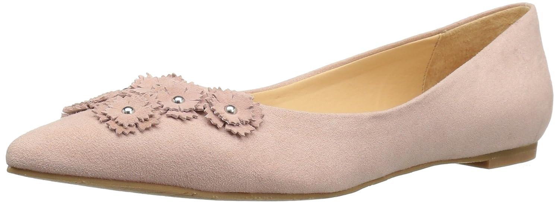 Daya by Zendaya Women's Marlow Pointed Toe Flat B01K1J91EU 10 B(M) US|Blush