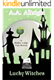 Lucky Witches (A Riddler's Edge Cozy Mystery #3)