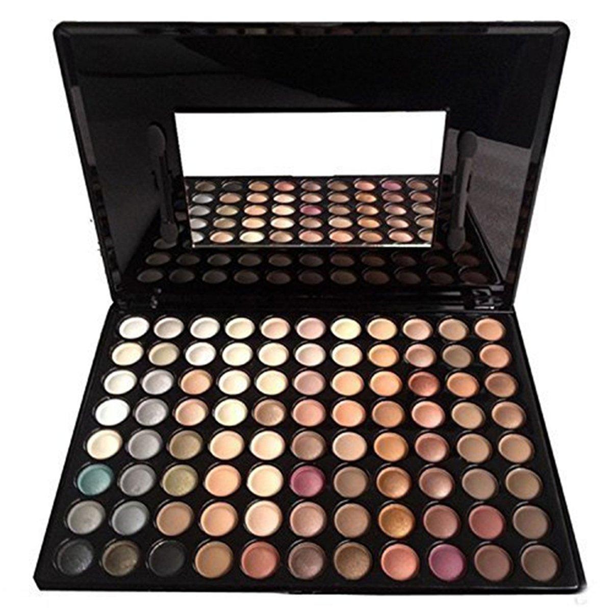 FantasyDay® 88 Colores Sombra De Ojos Paleta de Maquillaje Cosmética #1 - Perfecto para Sso Profesional y Diario