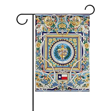 Outdoor Decor Flag - Boarse Distinctive Welcome Garden Decor Flag
