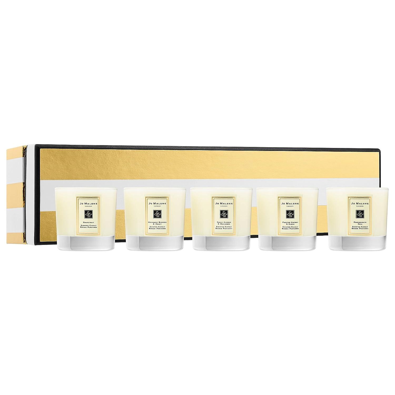 ジョーマローン 1.23 oz (35g) ミニチュア キャンドル ホリデー コレクション ギフトセット B00FXH1WX4