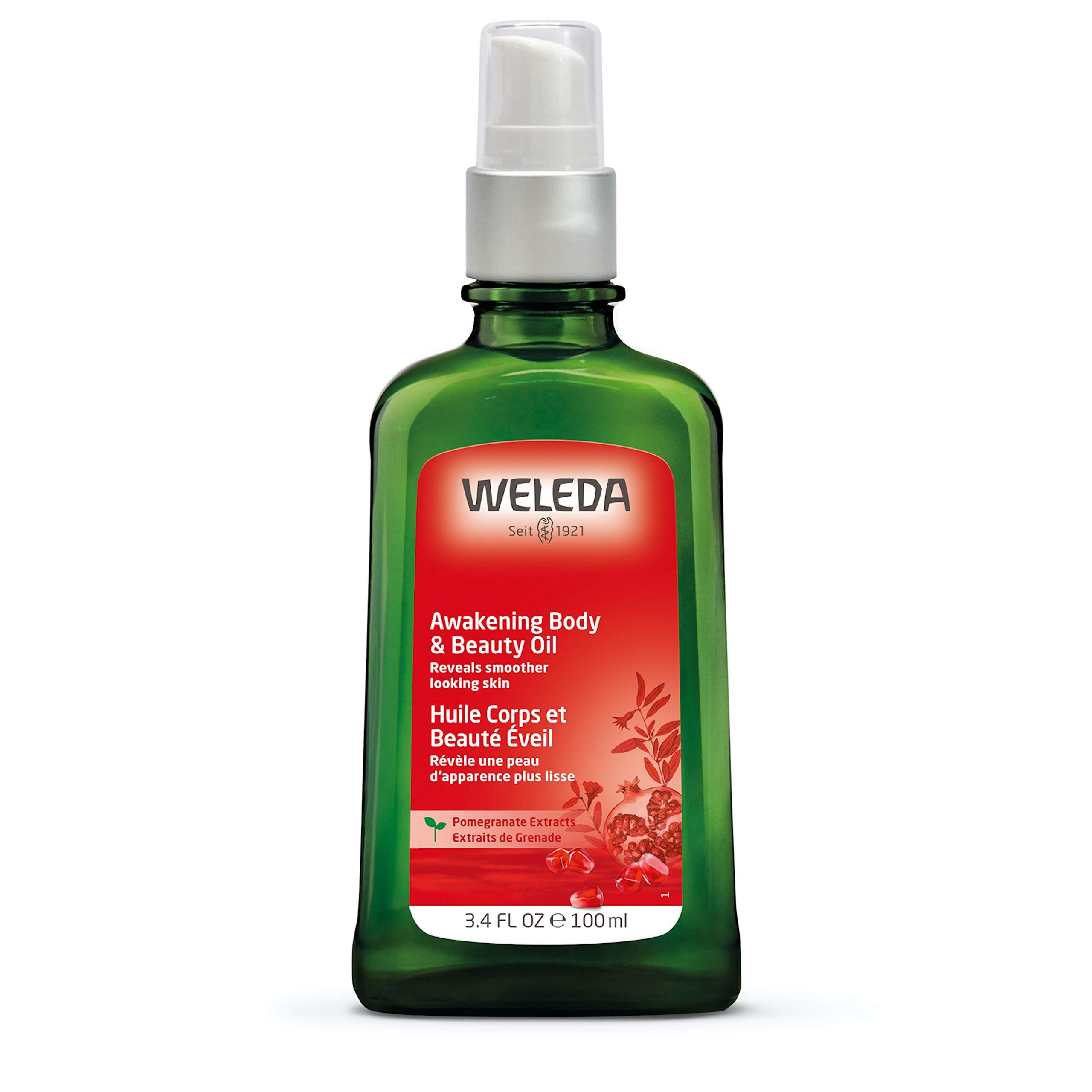 Weleda Awakening Body & Beauty Oil, 3.4 Fl Oz
