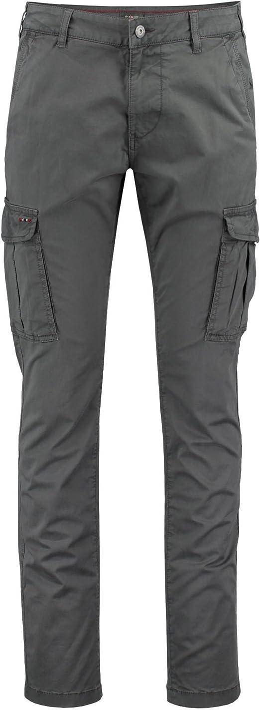 NAPAPIJRI Moto Stretch Winter, Pantalone Uomo: Amazon.it
