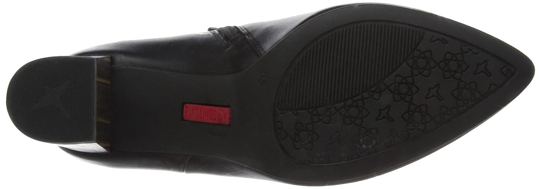 Pikolinos Damen Salamanca W3q_i17 Schwarz Stiefel Schwarz W3q_i17 (schwarz) 0e01e1