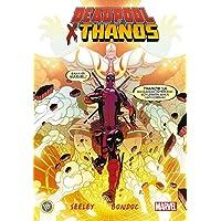 Deadpool X Thanos