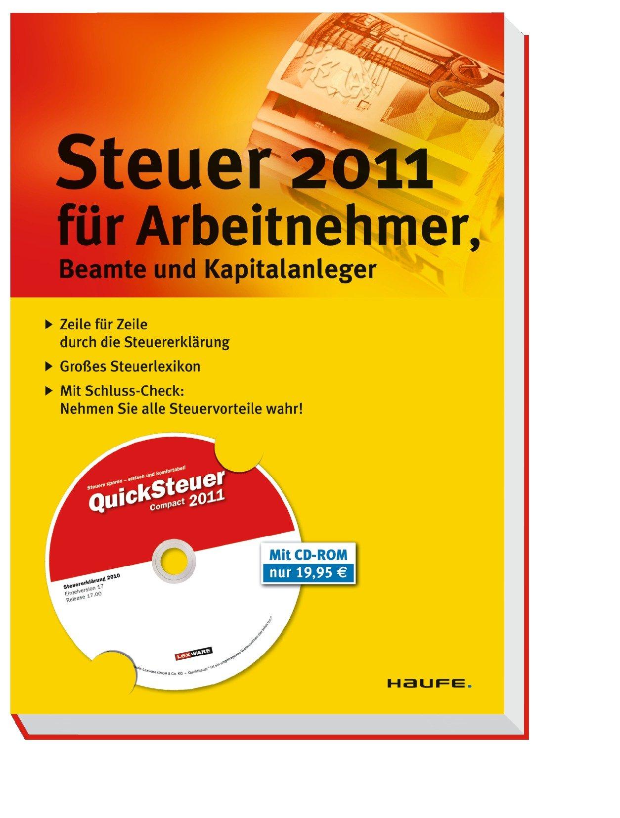 lexware quicksteuer 2010