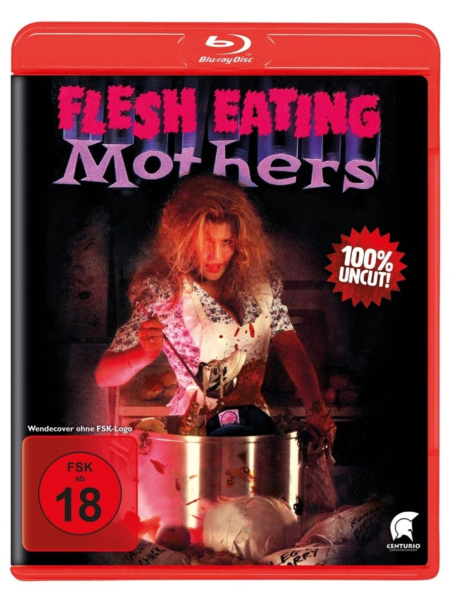 Flesh Eating Mothers 1988 1080p GER Blu-ray AVC DD 2 0-iFPD