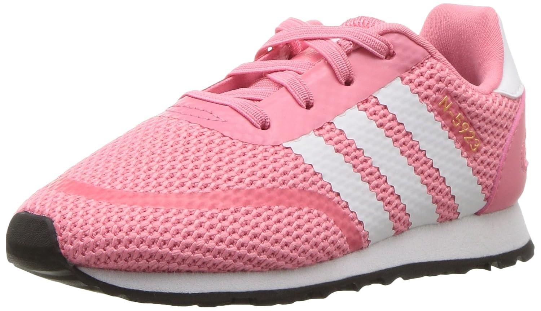 adidas Kids' N-5923 El I Sneaker B0721N4PXS 9.5K M US Toddler Chalk Pink S, Ftwr White, Grey Three Fabric