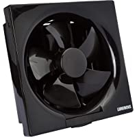Luminous Ventilation Vento 250mm Ventilation Fan (Black)