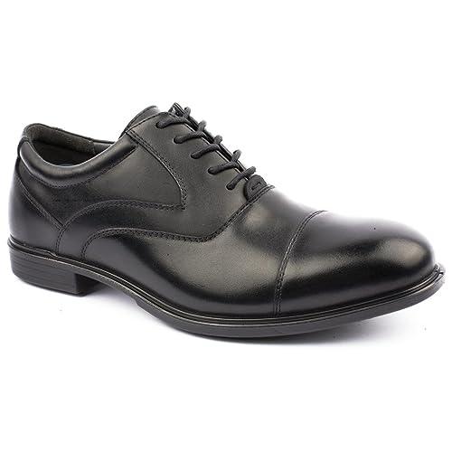 sneakers for cheap 0ce5f 7cad5 Hush Puppies, Scarpe stringate uomo Nero nero, Nero (nero ...