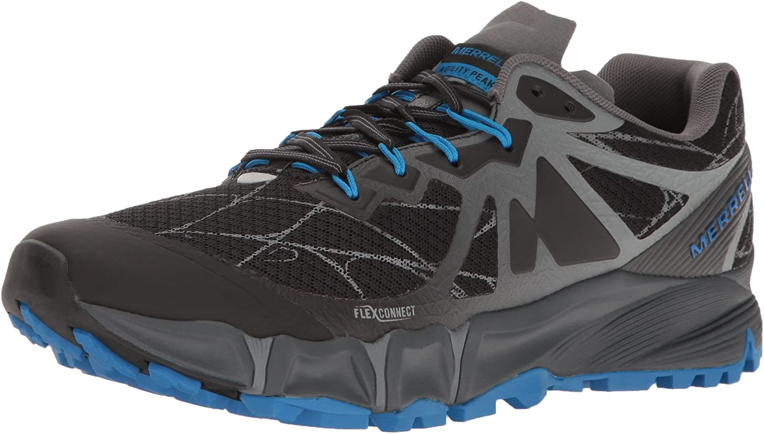 Merrell Men s Agility Peak Flex Trail Runner