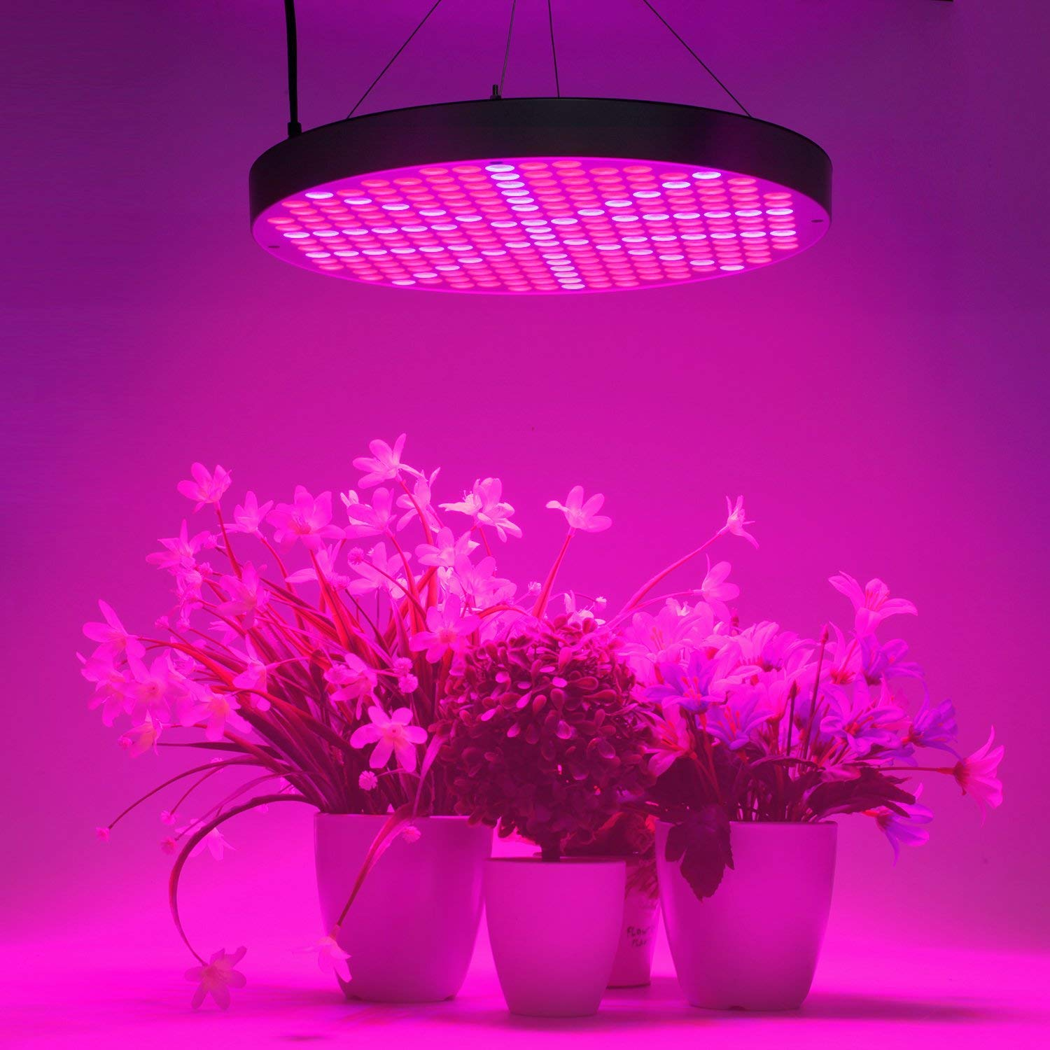 Power Cord and Hanging Kits only for The Shengsite 75W LED Plant Grow Light