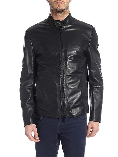 Emporio Armani Luxury Fashion Homme 01B50P01P50999 Noir