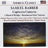 Barber: Capricorn Concerto / A Hand of Bridge / Intermezzo from Vanessa