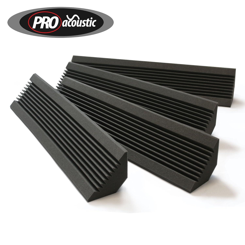 Pro Acoustic AFBT200-4 pannelli fonoassorbenti in espanso per il trattamento del suono