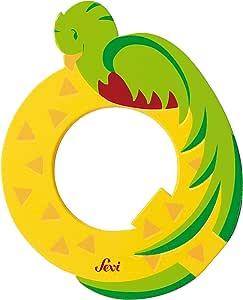 Quetzal letra Q importado de Alemania Trudi 81617